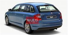 New Skoda Rapid Spaceback Allegedly Appears On Configurator