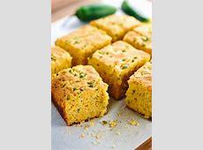 jalapeno and cheddar cornbread image