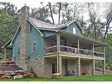 walkout basement home plans 53 lake cabin plans with walkout basement 1000 ideas