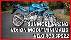 Vixion Japstyle Minimalis by Sunmori New Vixion Modif Minimalis Velg Rcb Sp522 Keren