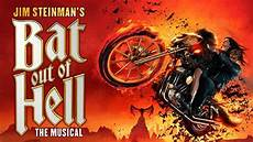Musical Bat Out Of Hell - bat out of hell the musical new booking period 30 july