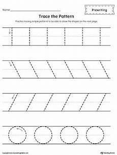 pre writing line tracing workbook anshu nursery