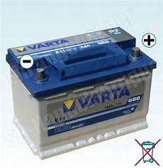 varta e11 batterie starterbatterie autobatterie blue