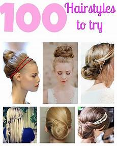 Hairstyles To Try 100 top hairstyles every should try braids curls