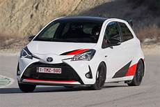 Yaris Grmn Review On Track In Toyota S Hatch