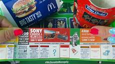mcdonalds monopoly 2017 even more mcdonalds monopoly stickers openings here