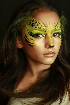 leoparden augen schminken schminkideen zum karneval 59 einzigartige make up