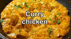 tasty curry chicken easy food recipes for dinner to make
