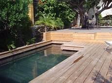 piscine bois sur mesure piscine bois ronde enterr 233 e et sur mesure