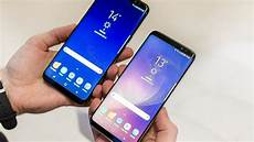 Samsung Galaxy S8 Vs Galaxy S8 Plus What Is The