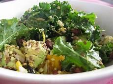 meatless mondays kale salad