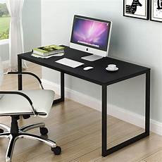 home office computer furniture shw home office 48 inch computer desk black walmart com