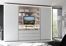 kleiderschrank mit tv tv schrank schlafzimmer