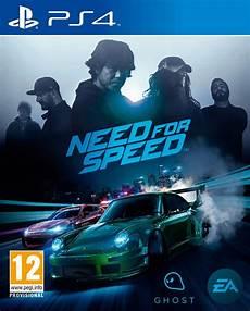 Need For Speed Ps4 Playstation 4 Spiel Neu Ovp Ebay