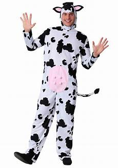 Plus Size S Cow Costume