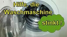 waschmaschine stinkt essig hilfe die waschmaschine stinkt was tun wenn die w 228 sche