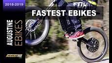top 7 world s fastest e bikes