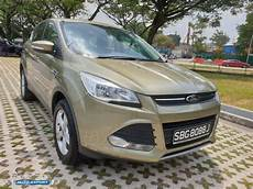 Reimport Ford Kuga - ford kuga trend 1 5 2015 gold 2014 for export singapore