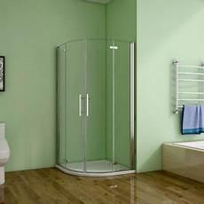 duschkabine 80x80 viertelkreis 80x80 90x90x195cm viertelkreis runddusche duschkabine
