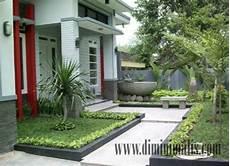 Gambar Desain Taman Umum House Q