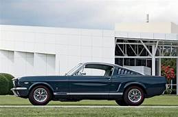 1966 Ford Mustang Fastback  Fantasy Tour