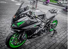 Modifikasi All New 250 Fi 2018 by Modifikasi Kawasaki 250 Fi Ini Habiskan 150 Jutaan