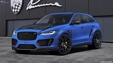 jaguar clr f 2017 lumma design clr f jaguar f pace caricos