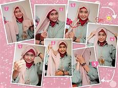 Cara Memakai Jilbab Pashmina Dan Gambar Tutorial