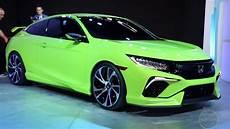 New Auto - 2016 honda civic concept 2015 new york auto show