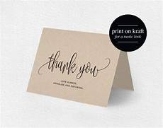 thank you place cards template thank you card wedding thank you thank you card template