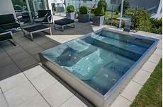 pool aus edelstahl polytherm edelstahl whirlpool pool polytherm gmbh