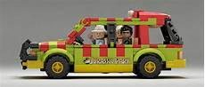 see cool custom jurassic world jurassic park lego sets