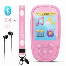 mp3 player kinder agptek bluetooth mp3 player for children