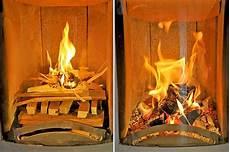 Kamin Richtig Anfeuern - bauen sanieren wir leben nachhaltig