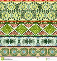 Arabische Muster Malvorlagen Bilder Arabische Muster Vektor Abbildung Illustration Dekor