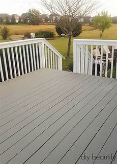 how to update a deck with paint diy beautify creating at home