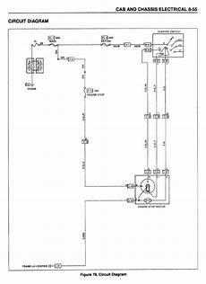 2000 isuzu npr electrical issue no dash lights diesel thedieselstop com