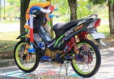 Modif Supra 125 Touring by Gambar Motor Supra X 125 Modif Touring Myvacationplan Org