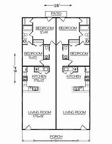 simple duplex house plans duplex j2030d floor plan duplex plans