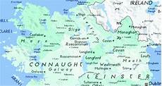 detailed map of ireland county meath galway mayo