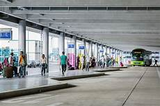 parkhaus p14 mit stuttgart airport busterminal sab