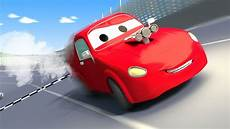 tom the tow truck and jerry the race car in car city