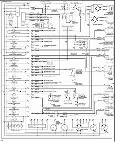 volvo 960 1997 instrument cluster wiring diagram all about wiring diagrams