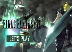 Image result for FF7 Gameplay