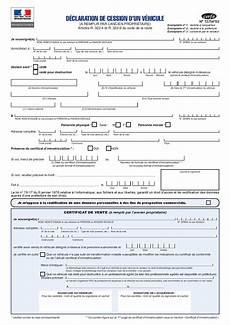 15 Certificat De Cession D Un V 233 Hicule Empereur