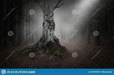 Evil Dead Tree Scene
