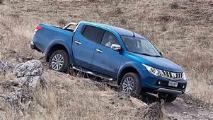 Mitsubishi Triton Exceed Dual Cab Pick Up Ute 2016 Review