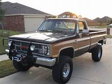 Fall Replica Truck Classic Gmc 2500 1986 For Sale