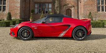 New Lotus Elise Sprint Weighs Just 1798 Pounds  The Drive