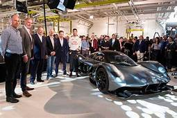 Aston Martin & Red Bull Racing Unveil AM RB 001 Hypercar